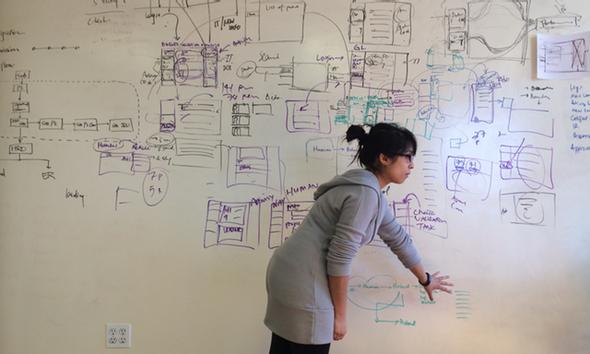 user experience design in international development